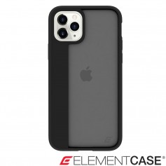 美國 Element Case iPhone 11 Pro Illusion 輕薄幻影軍規殼 - 酷黑