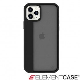 美國 Element Case iPhone 11 Pro Max Illusion 輕薄幻影軍規殼 - 酷黑