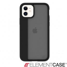 美國 Element Case iPhone 11 Illusion 輕薄幻影軍規殼 - 酷黑