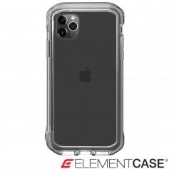 美國 Element Case iPhone 11 Pro Rail 神盾軍規殼 - 全透明