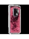 美國 Case-Mate Samsung Galaxy S9+ Waterfall 亮粉瀑布手機保護殼 - 玫瑰金