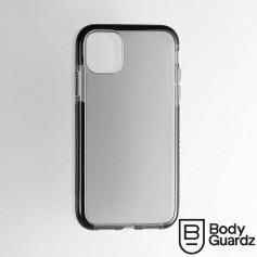 美國 BodyGuardz iPhone 11 Ace Pro 頂級王牌耐衝擊軍規殼 - 透黑