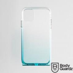 美國 BodyGuardz iPhone 11 Pro Max Ace Pro 和諧曲線軍規殼 - 湖水綠