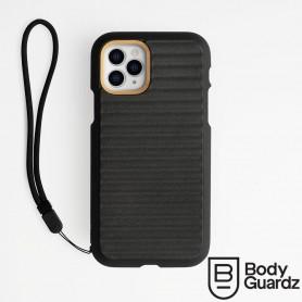 美國 BodyGuardz iPhone 11 Pro Max Momentum 抗衝擊曲線軍規殼 - 黑