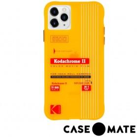 美國 CASE●MATE iPhone 11 Pro Max Kodak 柯達聯名款強悍防摔殼 - 經典黃
