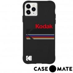 美國 CASE●MATE iPhone 11 Pro Max Kodak 柯達聯名款強悍防摔殼 - 霧黑