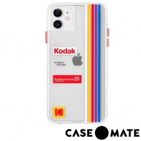 美國 CASE●MATE iPhone 11 Kodak 柯達聯名款強悍防摔殼 - 透明