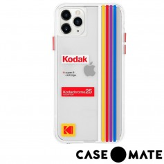 美國 CASE●MATE iPhone 11 Pro Kodak 柯達聯名款強悍防摔殼 - 透明