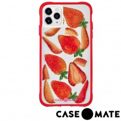 美國 Case●Mate iPhone 11 Pro Tough Juice 防摔手機保護殼 真水果限定款 - 夏日野莓