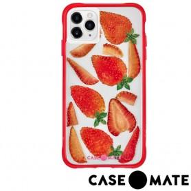 美國 Case●Mate iPhone 11 Pro Max Tough Juice 防摔手機保護殼 真水果限定款 - 夏日野莓