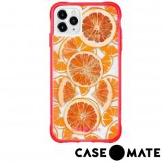 美國 Case●Mate iPhone 11 Pro Max Tough Juice 防摔手機保護殼 真水果限定款 - 新鮮柑橘