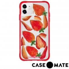 美國 Case●Mate iPhone 11 Tough Juice 防摔手機保護殼 真水果限定款 - 夏日野莓
