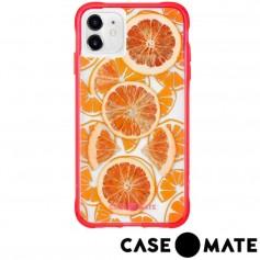 美國 Case●Mate iPhone 11 Tough Juice 防摔手機保護殼 真水果限定款 - 新鮮柑橘