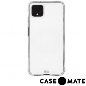 """美國 Case-Mate Google Pixel 4 (5.7"""") Tough Clear 強悍防摔手機保護殼 - 晶透"""