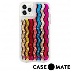 美國 CASE●MATE x Prabal Gurung iPhone 11 Pro 頂尖時尚設計師聯名款防摔殼 - 彩虹瀑布