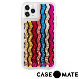 美國 CASE●MATE x Prabal Gurung iPhone 11 Pro Max 頂尖時尚設計師聯名款防摔殼 - 彩虹瀑布