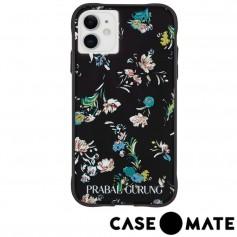 美國 CASE●MATE x Prabal Gurung iPhone 11 頂尖時尚設計師聯名款防摔殼 - 午夜花漾