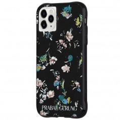 美國 CASE●MATE x Prabal Gurung iPhone 11 Pro 頂尖時尚設計師聯名款防摔殼 - 午夜花漾