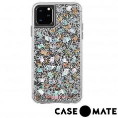 美國 Case-Mate iPhone 11 Pro Karat Pearl 貝殼銀箔防摔手機保護殼