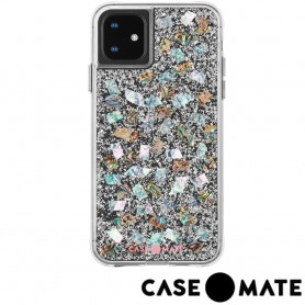 美國 Case-Mate iPhone 11 Karat Pearl 貝殼銀箔防摔手機保護殼