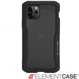 美國 Element Case iPhone 11 Pro Vapor-S 頂級金屬框型軍規殼 - 石墨灰