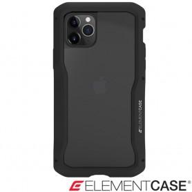 美國 Element Case iPhone 11 Pro Max Vapor-S 頂級金屬框型軍規殼 - 石墨灰