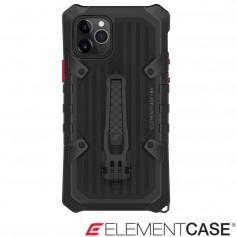 ★預購★美國 Element Case iPhone 11 Pro (5.8吋) BLACK OPS Elite 2019 黑色行動頂級防摔殼 - 黑