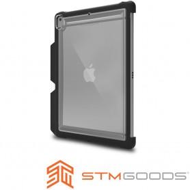 澳洲 STM Dux Shell Duo for iPad 2019 10.2吋 (第七代) 專用軍規防摔殼 - 黑