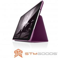"""澳洲 STM Studio iPad 第七代 (相容 iPad Air 3 / Pro 10.5"""") 平板保護殼 - 深紫"""