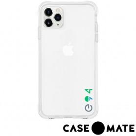美國 Case●Mate iPhone 11 Pro Max Tough Eco 防摔手機保護殼愛護地球款 - 透明
