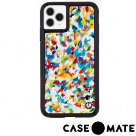 美國 Case●Mate iPhone 11 Pro Max Tough Eco 防摔手機保護殼愛護地球款 - 彩虹迷彩