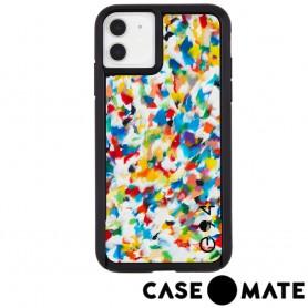 美國 Case●Mate iPhone 11 Tough Eco 防摔手機保護殼愛護地球款 - 彩虹迷彩