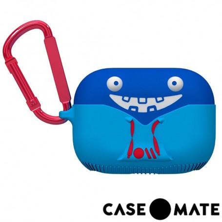 分享 美國 CASE●MATE AirPods Pro 可愛怪物保護套 - 有點白爛的崔基