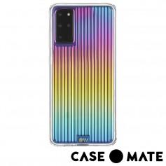 美國 Case●Mate Samsung Galaxy S20+ (6.7吋) Groove 強悍防摔手機保護殼 - 彩虹波浪