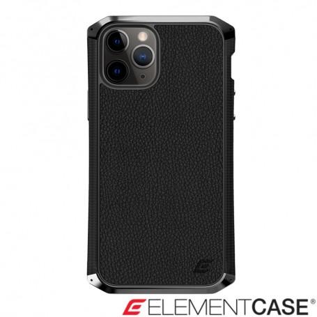 (預購) 美國 Element Case iPhone 11 Pro Max Ronin 尊榮限量頂級防摔殼 - 黑