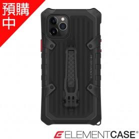 ★預購★美國 Element Case iPhone 11 Pro Max (6.5吋) BLACK OPS Elite 2019 黑色行動頂級防摔殼 - 黑