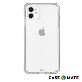 美國 Case-Mate iPhone 11 Tough+ 環保抗菌防摔加強版手機保護殼 - 透明