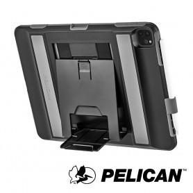 美國 Pelican 派力肯 iPad Pro 12.9吋 (第四代) Voyager 航海家 - 黑灰配色