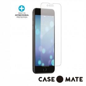 美國 Case●Mate iPhone SE (第2代) 頂級抗菌強化玻璃螢幕保護貼