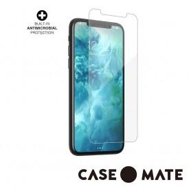 美國 Case●Mate iPhone 11 頂級抗菌強化玻璃螢幕保護貼