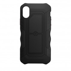 美國 Element Case iPhone X Recon 軍用防摔防滑手機保護殼 - 匿蹤黑