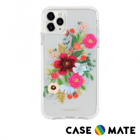 美國 Case●Mate x Rifle Paper Co. 限量聯名款 iPhone 11 Pro Max 防摔手機保護殼 - 玫瑰花束