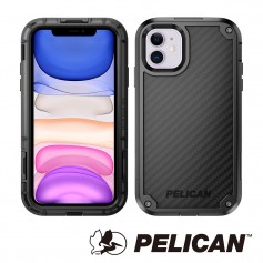 美國 Pelican 派力肯 iPhone 11 防摔手機保護殼 Shield 防護盾 - 黑