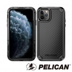 美國 Pelican 派力肯 iPhone 11 Pro Max 防摔手機保護殼 Shield 防護盾 - 黑