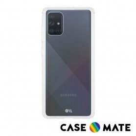 美國 Case●Mate Samsung Galaxy A71 Tough 強悍防摔手機殼 - 透明