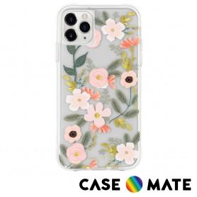 美國 Case●Mate x Rifle Paper Co. 限量聯名款 iPhone 11 Pro 防摔手機保護殼 - 花園派對 粉