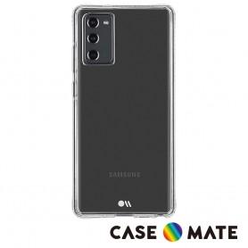 美國 Case●Mate Samsung Galaxy Note20 5G Tough Clear Plus 環保抗菌防摔加強版手機保護殼