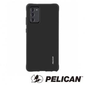 美國 Pelican 派力肯 Samsung Galaxy Note20 5G 防摔抗菌手機保護殼 Ranger 遊騎兵 - 黑