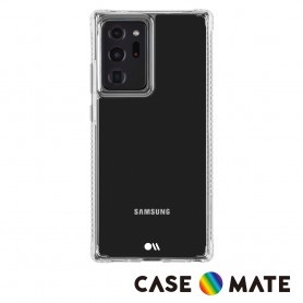 美國 Case●Mate Samsung Galaxy Note20 Ultra 5G Tough Clear Plus 環保抗菌防摔加強版手機保護殼