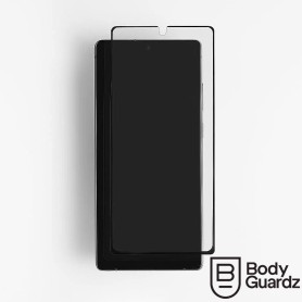 美國 BodyGuardz Samsung Note20 Ultra PRTX 霹靂貼-抗菌頂級版螢幕保護貼